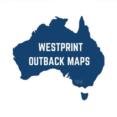 South West Queensland Digital Map