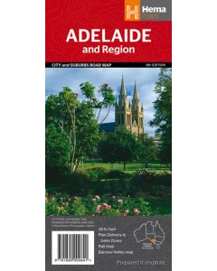 Adelaide Handy Map