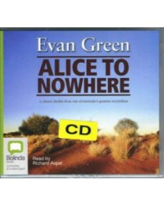 Alice to Nowhere - CD