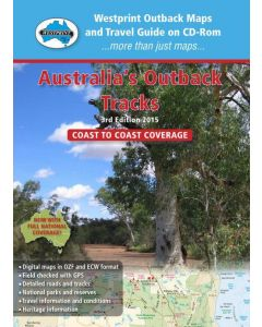 Australia's Outback Tracks - Digital Download version
