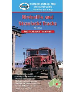 Birdsville & Strzelecki Tracks Digital Map