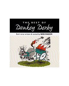 Donkey Derby CD - Poetry by Bob Magor