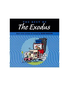 The Exodus CD - Poetry by Bob Magor