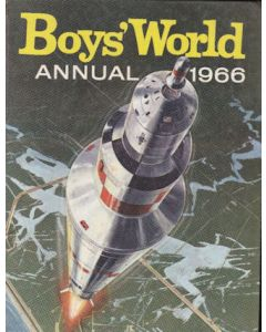 Boys World Annual 1966 - SH
