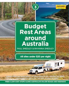 Budget Rest Areas around Australia - Edition 3