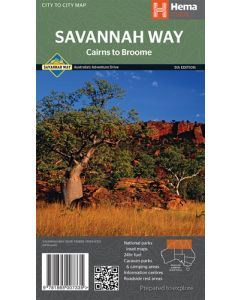 Savannah Way - Cairns to Broome