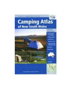 Camping Atlas NSW - 2nd Edition