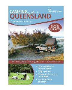 Camping Guide to Queensland - 4th Edition - Now with Touring Maps