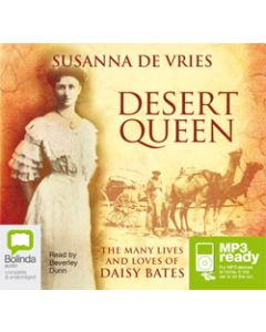 Desert Queen - MP3