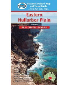 East Nullarbor Digital Map