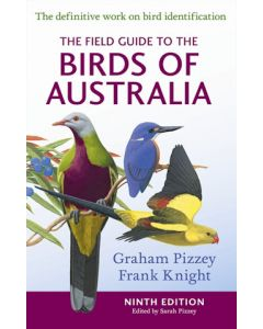 Field Guide to the Birds of Australia 9th edition.
