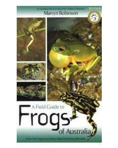 Field Guide to Frogs - Martyn Robinson