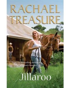 Jillaroo Rachael Treasure.