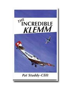 The Incredible Klemm Pat Studdy-Clift