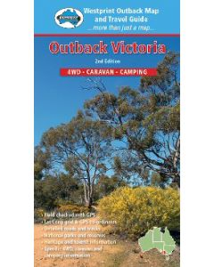 Outback Victoria Digital Map