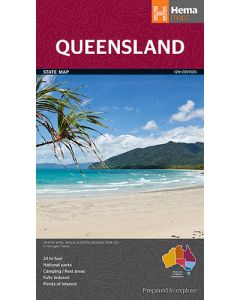 Queensland State Large - Hema