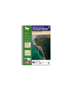 Vicmap Book - South West Region