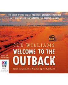 Welcome To The Outback CD