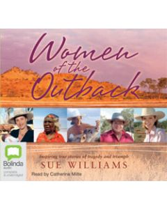 Women of the Outback - CD